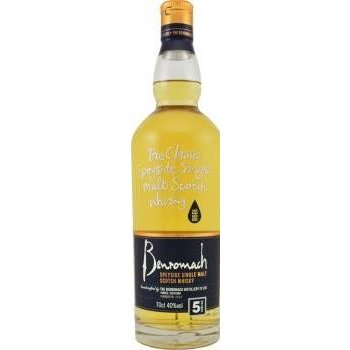 BENROMACH 5 YEARS DIST 0.70 Ltr 40%
