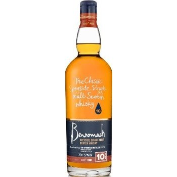 BENROMACH 10 YEARS 100 PROOF 0.70 Ltr 57%