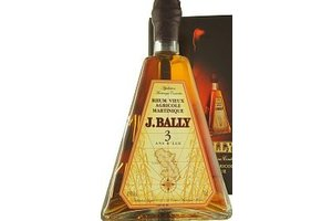 J. BALLY VIEUX 3 YEARS 0.70 Ltr 45%