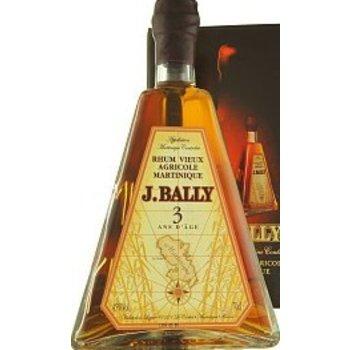 J. BALLY VIEUX 3 YEARS 0.70 Ltr 45%