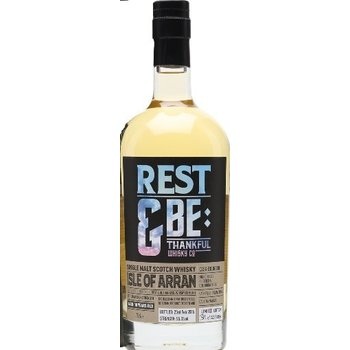 ARRAN 1996 18 YEARS REST & BE 0.70 Ltr 55.3%