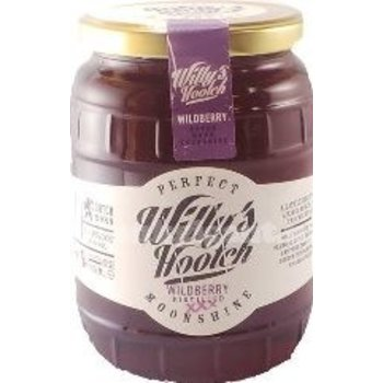 WILLY'S HOOCH WILDBERRY MOONSHINE 0.70 Ltr 25%