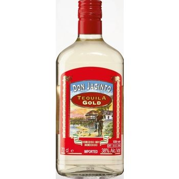 TEQUILA DON JACINTO GOLD 0.70 Ltr 38%
