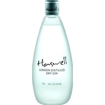 HASWELL DRY GIN 0.70 Ltr 47%