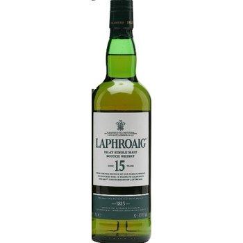 LAPHROAIG 15 YEARS 0.70 Ltr 43%