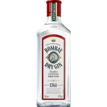 BOMBAY THE ORIGINAL DRY GIN 0.70 Ltr 40%