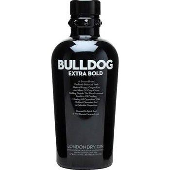 BULLDOG EXTRA BOLD GIN 47 % 1 Ltr 40%
