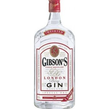 GIBSON'S LONDON DRY GIN 0.70 Ltr 37,5%