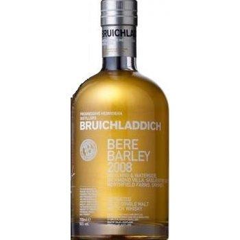 BRUICHLADDICH BERE BARLEY 2008 0.70 Ltr 50%
