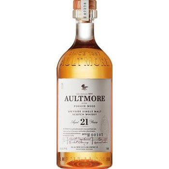 AULTMORE 12 YEARS 0.70 Ltr 46%