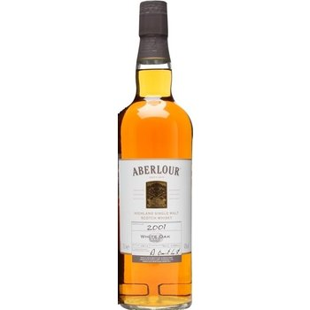 ABERLOUR WHITE OAK 2005 0.70 Ltr 40%