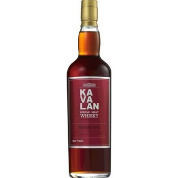 KAVALAN EX SHERRY CASK 0.70 Ltr 46%