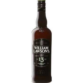 WILLIAM LAWSONS 13 YEARS 0.70 Ltr 40%