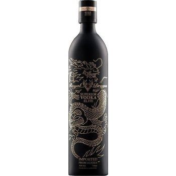 ROYAL DRAGON VODKA IMPERIAL 1 Ltr 40%
