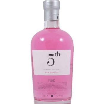 5TH GIN FIRE 0.70 Ltr 42%