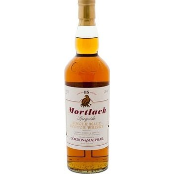 MORTLACH 21 YEARS GM  0.70 Ltr 43%