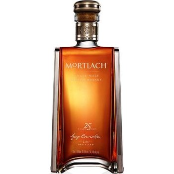 MORTLACH 25 YEARS 43.4% 0.50 Ltr