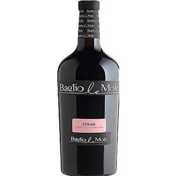 BAGLIO LE MOLE SYRAH 2014 13% 0.75 Ltr Sicilië