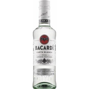 BACARDI CARTA BLANCA 0.35 Ltr 37.5.%