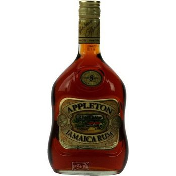APPLETON RESERVE 8 YEARS 0.70 Ltr 43%