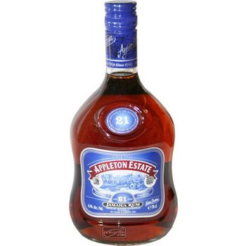 APPLETON ESTATE 21 YEARS 0.70 ltr 43%