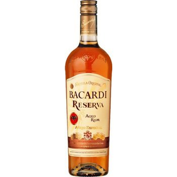 BACARDI RESERVA 1 Ltr 40%