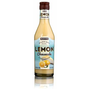 WARNINKS LEMON CHEESECAKE 0.35 Ltr 15%