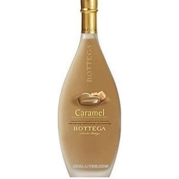 BOTTEGA CARAMEL CREAM 0.50 Ltr 15%