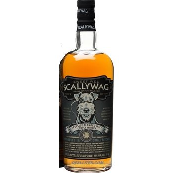 SCALLYWAG SPEYSIDE BLENDED MALT 46% 0.70 Ltr