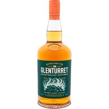 GLENTURRET PEATED 0.70 LTR 40%