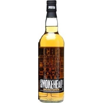 SMOKEHEAD ROCK 1 Ltr 44.2%