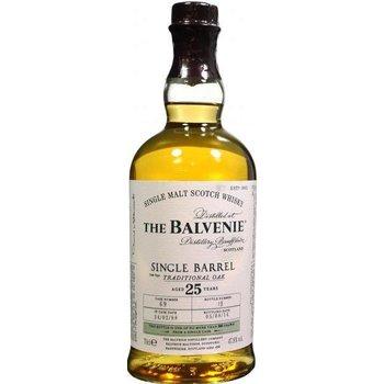 BALVENIE 25 YEARS SINGLE BARREL 0.70 Ltr 47.8%