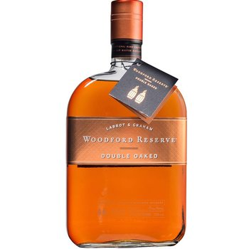 WOODFORD RESERVE DOUBLE OAKED 0.70 Ltr 43,2%