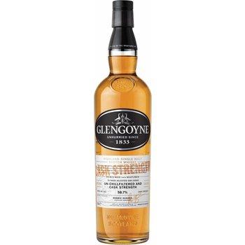 GLENGOYNE CASK STRENGTH 0.70 Ltr 58.2%