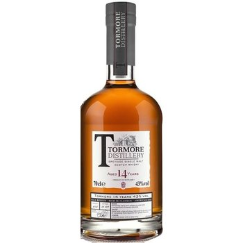 TORMORE 14 YEARS DIST 0.70 Ltr 43%
