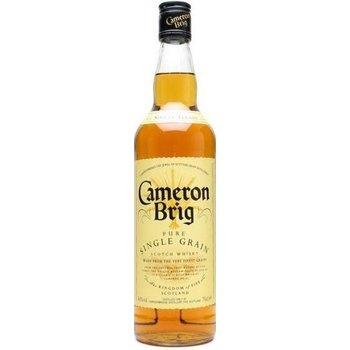 CAMERON BRIG SINGLE GRAIN 0.70 Ltr 40%