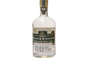 BLACKWOOD'S STRONG GIN 0.70 Ltr 60%