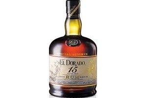 EL DORADO 15 YEARS 0.70 Ltr 43%