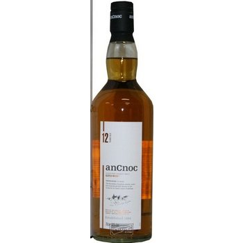 AN CNOC 12 YEARS 0.70 Ltr 40%
