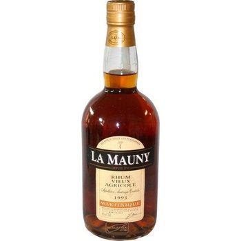 LA MAUNY VIEUX 1995 0.70 Ltr 42%