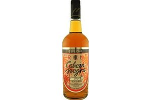 CABEZA NEGRA ORO 1 ltr 38% Mexico Rum