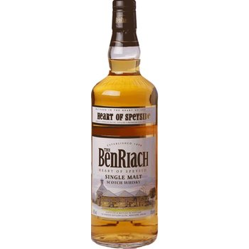 BENRIACH HEART OF SPEYSIDE 0.70 ltr 40%