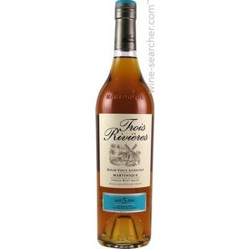 TROIS RIVIERES VIEUX 5 YEARS 0.70 Ltr 40%