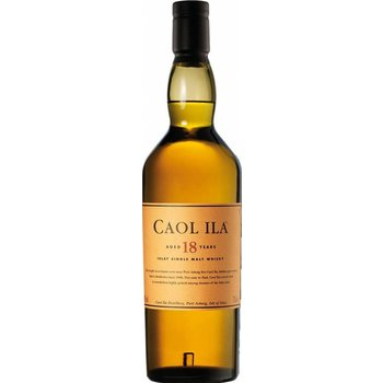 CAOL ILA 18 YEARS 0.70 Ltr 43%