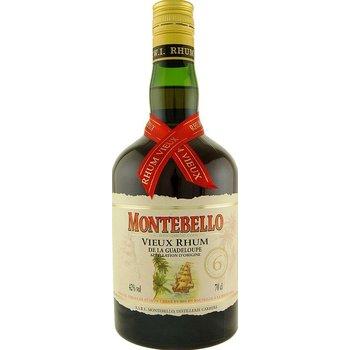 MONTEBELLO VIEUX 6 YEARS 0.70 Ltr 42%