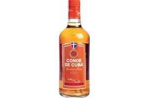 CONDE DE CUBA ANEJO 0.70 ltr 40% Dominicaans Rum
