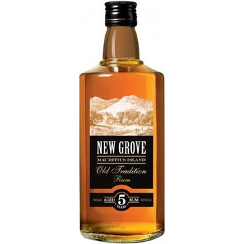 NEW GROVE OLD TRADITION 5 YEARS 0.70 Ltr 40%