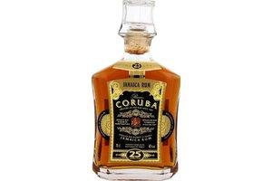 CORUBA 25 YEARS JAMAICA 0.70 ltr 40% Rum