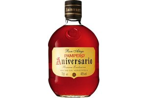 PAMPERO ANNIVERSARIO 0.70 ltr 40% Rum Venezuela