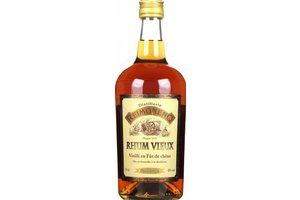 REIMONENQ VIEUX 3 YEARS 0.70 Ltr 40% Rum Guadeloupe